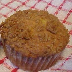 Banana Crumb Muffins!