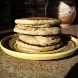 Soy Milk Pancakes Recipe
