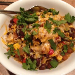 Summer Vegetarian Chili Recipe
