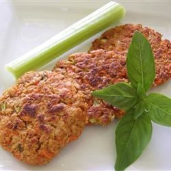 Photo of Carrot Burgers by Phyllis  Moody