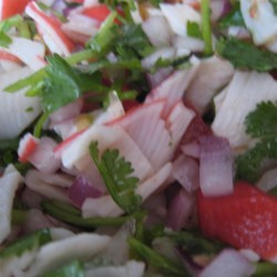 Poor Man's Ceviche Recipe
