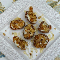 Drenched Fig Boats Recipe