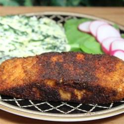 Taco-Seasoned Salmon Recipe