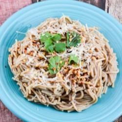 Rustic Spaghetti Salad Recipe