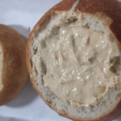 Salsa Cheese Boule Dip Recipe