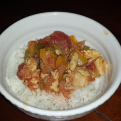 Chicken Jambalaya II Recipe