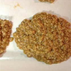 No-Bake Peanut Butter Cookies III