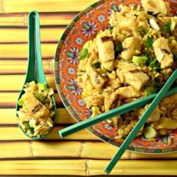 Hibachi-Style Fried Rice Recipe