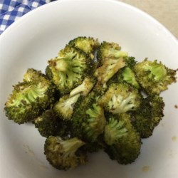 Baked Broccoli Recipe