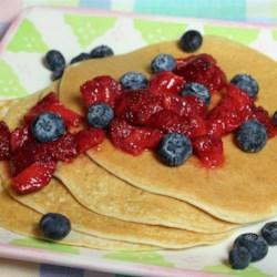 Gluten Free Protein Pancakes Recipe