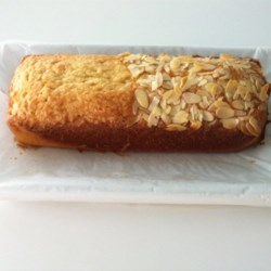Scandinavian Almond Bread