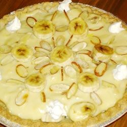 Banana Cream Pie I Recipe