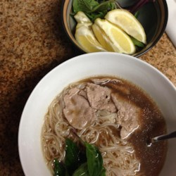 Authentic Pho Recipe