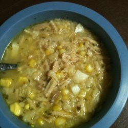 Chicken Corn Soup I Recipe