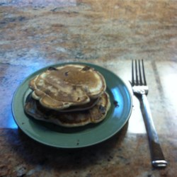 Banana Chocolate Chip Pancakes Recipe
