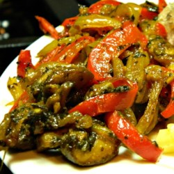 Spicy Pepper and Onion Recipe