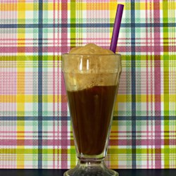 Vanilla Root Beer Float Recipe
