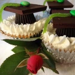 Grad Cupcakes Recipe