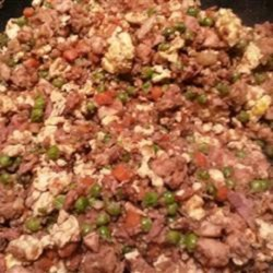 No Rice, Chicken Fried Rice Recipe