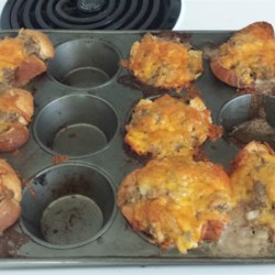 Hamburger Muffins Recipe