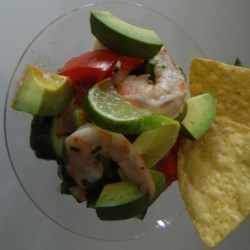 Bloody Mary Ceviche Recipe