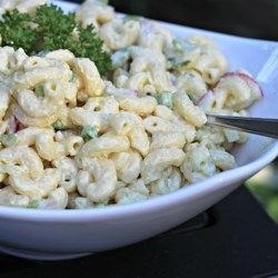 Magnificent Macaroni Salad