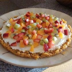 Golden Fruit Pizza Recipe