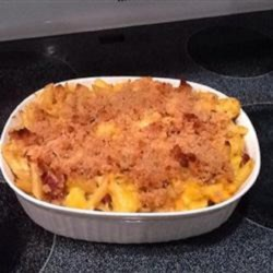 Scallop and Bacon Mac N' Cheese Recipe