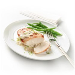 Chicken in Tarragon Dijon Sauce Recipe