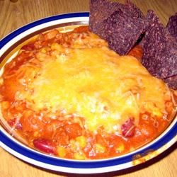 Real Texas Chili Recipe