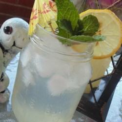 Mason Jar Lemonade Recipe