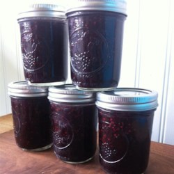 Mulberry Preserves