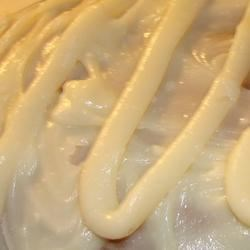 White Chocolate Sour Cream Frosting Recipe