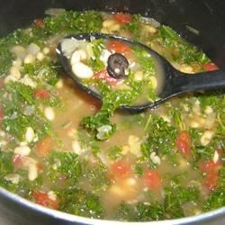 Bean and Kale Soup