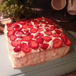 Petra's Strawberry Shortcake Recipe