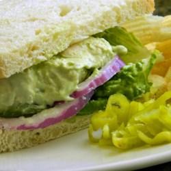 Honey Avocado Chicken Salad Recipe