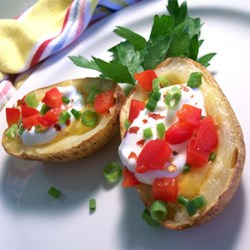 Restaurant-Style Potato Skins Recipe