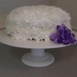Pina Colada Cake II Recipe