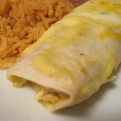 Chicken Enchiladas V Recipe