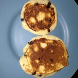 Mini Chocolate Chip Pancakes