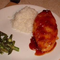 Apricot Chicken I Recipe