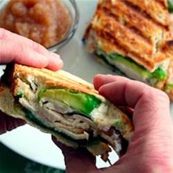 Turkey and Avocado Panini Recipe