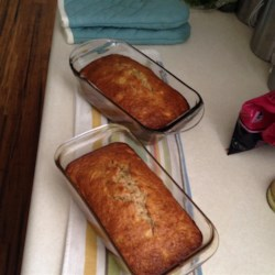 Hawaiian Banana Nut Bread Recipe