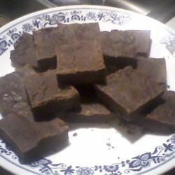 Old-Fashioned Chocolate Fudge