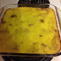 Pineapple Bread Pudding Recipe