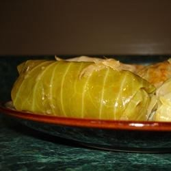 Sarma (Stuffed Cabbage)