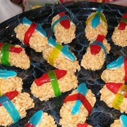 Sushi Cereal Treats