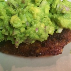 Spicy Avocado Chicken Recipe