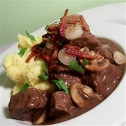 Beef Bourguignon III Recipe