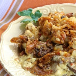 Luscious Chicken Casserole Recipe